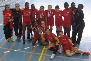 Campeonas 2014-15